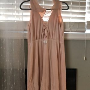Jaime Ruffle Wrap Gown